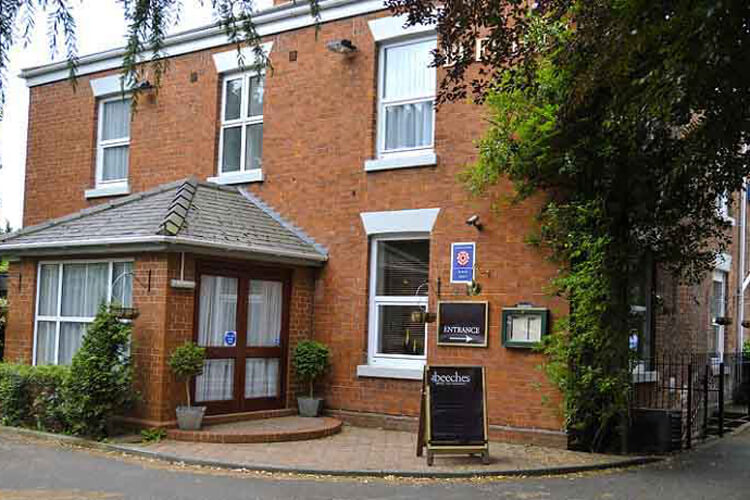 The Beeches Hotel Grimsby - Image 1 - UK Tourism Online