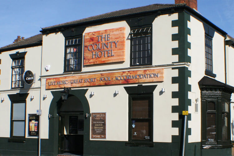The County Hotel - Image 1 - UK Tourism Online