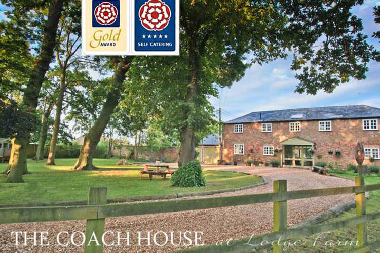 The Coach House at Lodge Farm - Image 1 - UK Tourism Online