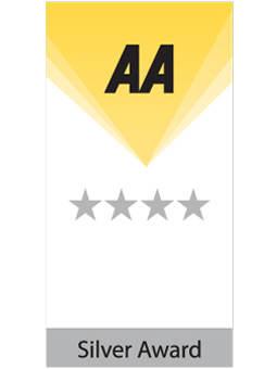 East Lyn House Bed and Breakfast AA 4 Star Silver Award | UK Tourism Online