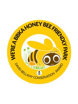 Feughside Caravan Park Honey Bee Friendly Award | UK Tourism Online