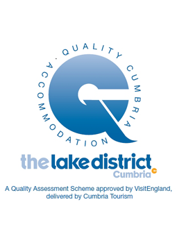 Virginia Cottage Quality Cumbria Award | UK Tourism Online