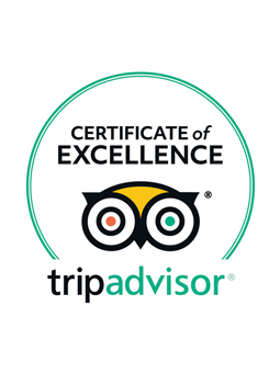 Sea Tang Guest House TripAdvisor Certificate of Excellence Award | UK Tourism Online