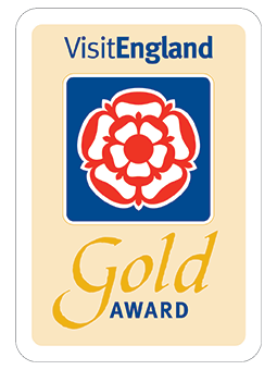 The Coach House at Lodge Farm Visit Britain Gold Award | UK Tourism Online
