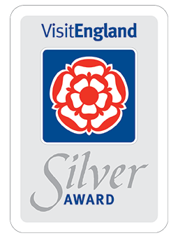Brentwood Guest House Visit Britain Silver Award | UK Tourism Online