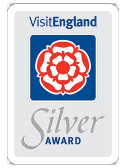 Pulteney House Visit Britain Silver Award | UK Tourism Online