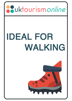 This establishment is ideal for walking trails | UK Tourism Online