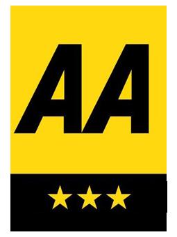 AA 3 Star Logo | UK Tourism Online