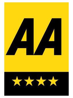 AA 4 Star Logo | UK Tourism Online