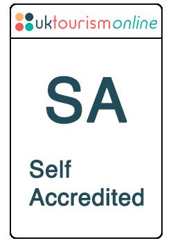 Self Accredited Logo | UK Tourism Online