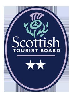 Visit Scotland 2 Star Logo | UK Tourism Online