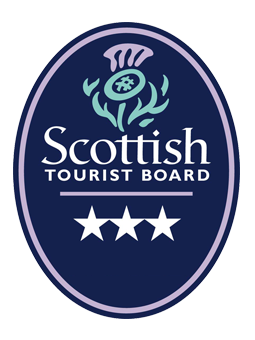 Visit Scotland 3 Star Logo | UK Tourism Online