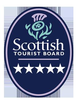Visit Scotland 5 Star Logo | UK Tourism Online