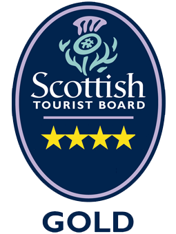 Visit Scotland Gold 4 Star Logo | UK Tourism Online