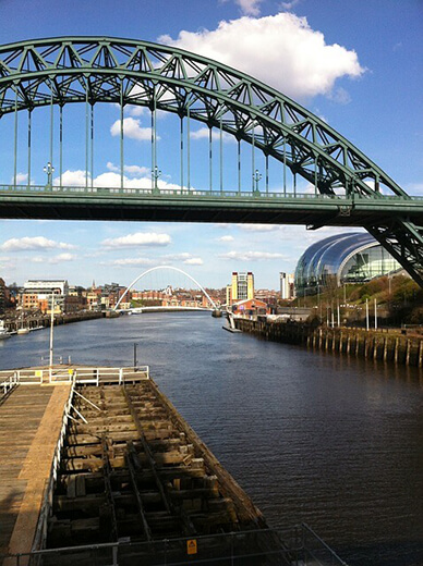 Tyne & Wear Accommodation | Pick your town