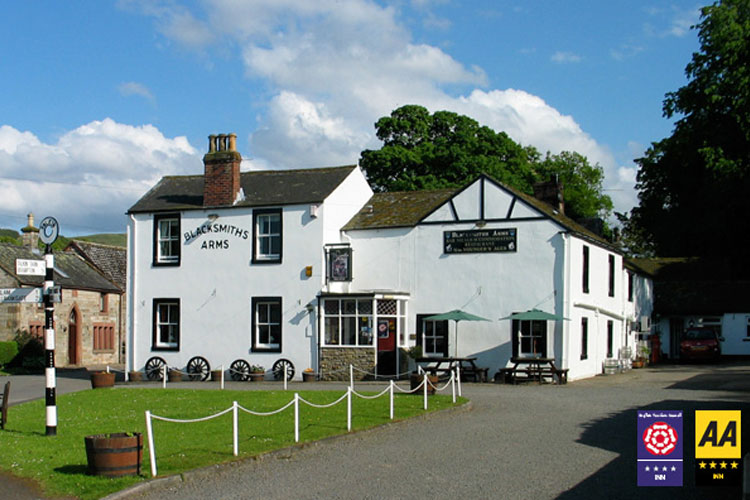 The Blacksmiths Arms - Image 1 - UK Tourism Online