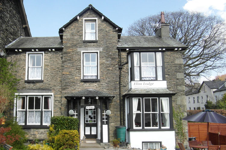 Elim Lodge Guest House - Image 1 - UK Tourism Online