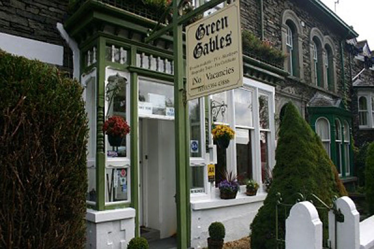 Green Gables Guest House - Image 1 - UK Tourism Online