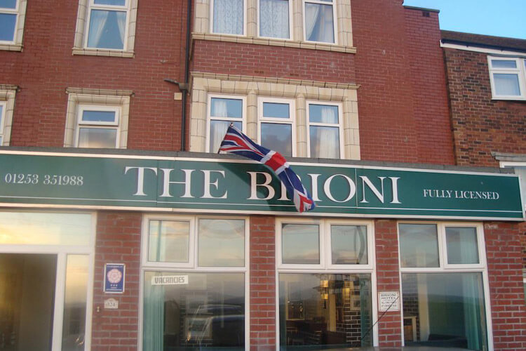 The Brioni - Image 1 - UK Tourism Online