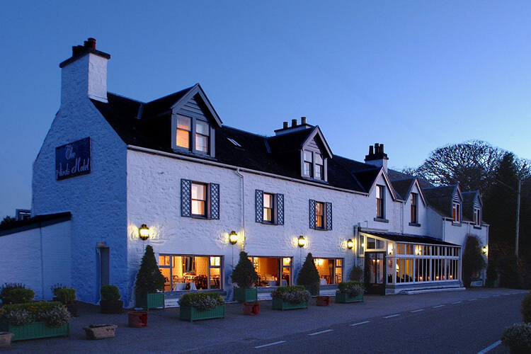 Airds Hotel and Restaurant - Image 1 - UK Tourism Online