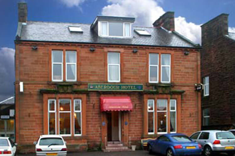 The Aberdour Licensed Guesthouse - Image 1 - UK Tourism Online