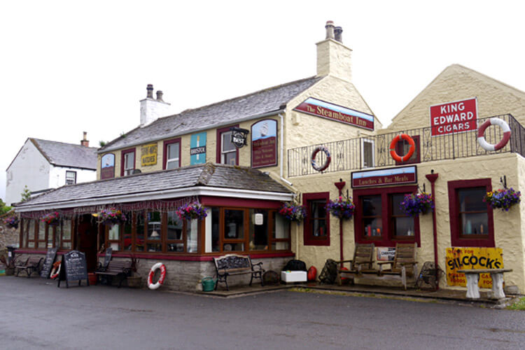 The Steamboat Inn - Image 1 - UK Tourism Online
