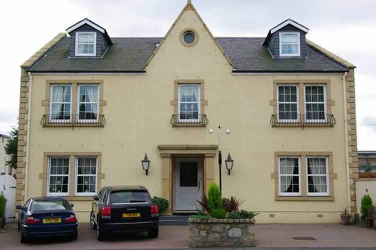 Aaran Lodge Guest House - Image 1 - UK Tourism Online