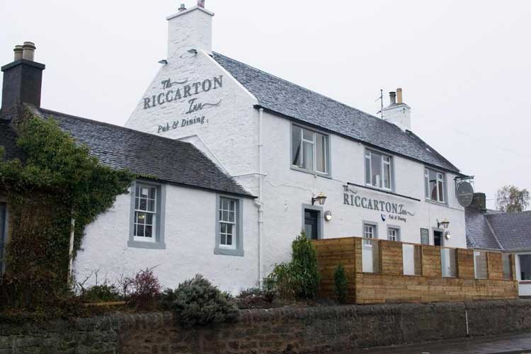 The Riccarton Arms - Image 1 - UK Tourism Online