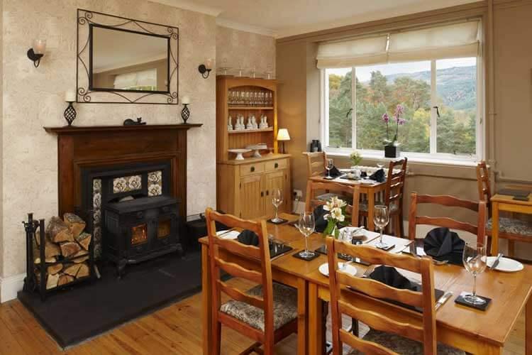 Glenurquhart House Hotel and Lodges - Image 2 - UK Tourism Online