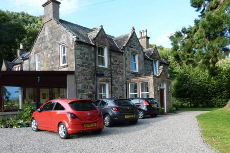 Kilmichael House Bed and Breakfast - Image 1 - UK Tourism Online