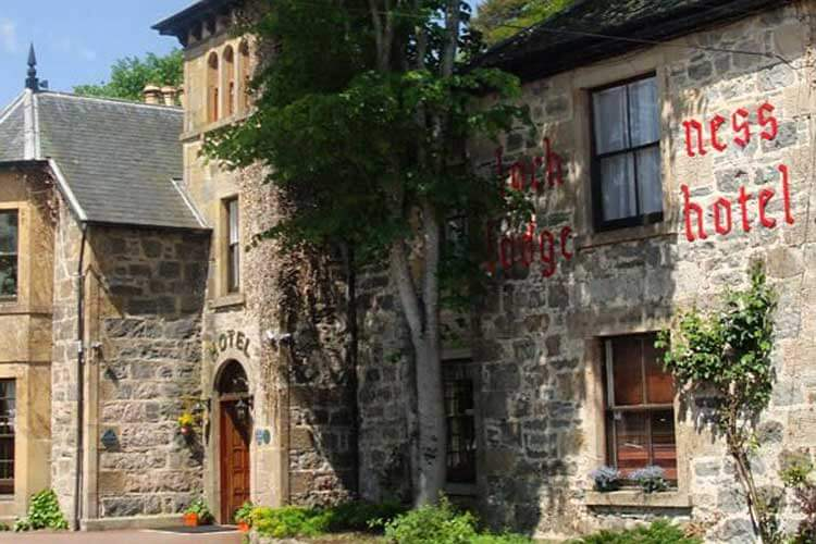 Loch Ness Lodge Hotel - Image 1 - UK Tourism Online