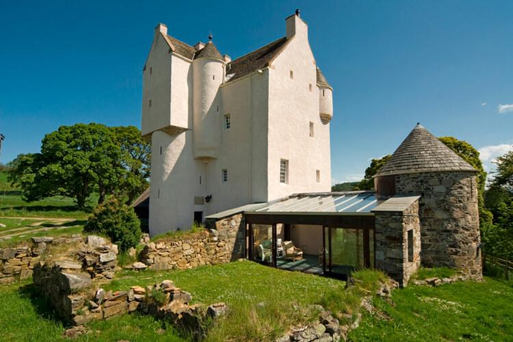 Muckrach Castle - Image - UK Tourism Online