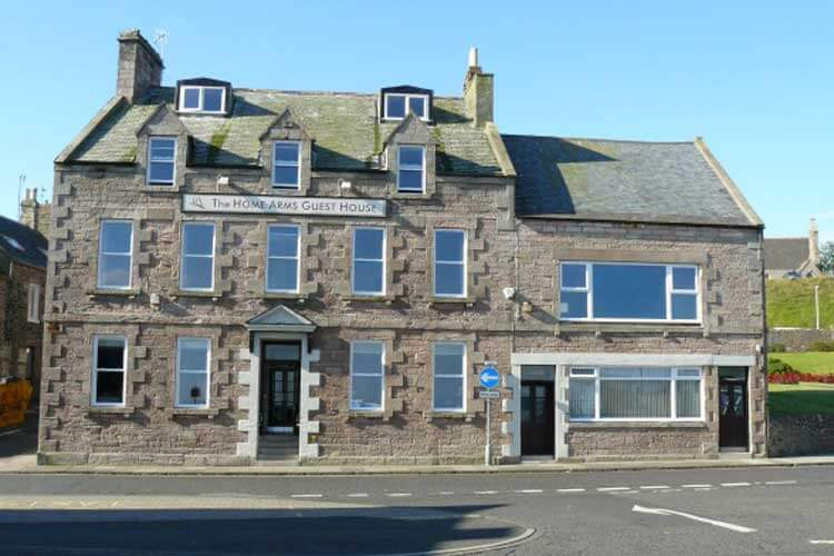 The Home Arms Guest House - Image 1 - UK Tourism Online