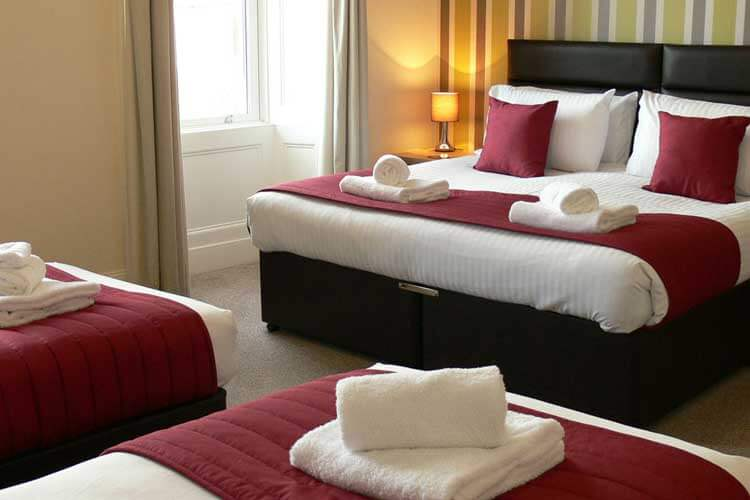The Home Arms Guest House - Image 5 - UK Tourism Online