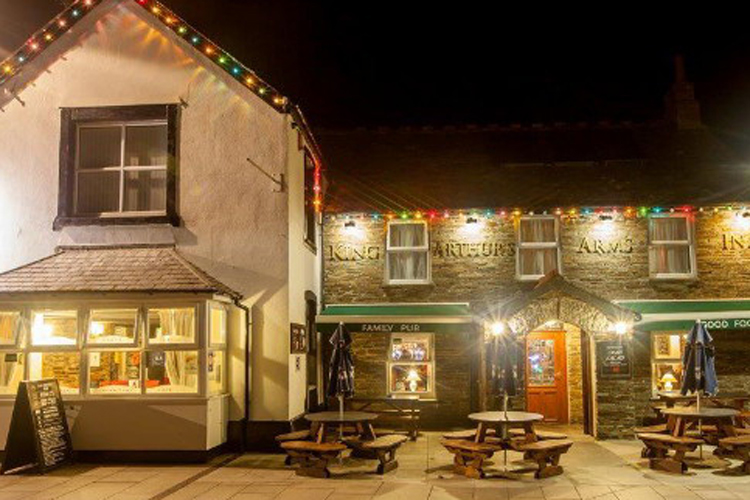 King Arthurs Arms Inn - Image 1 - UK Tourism Online