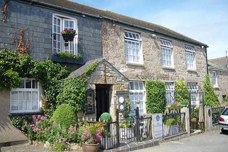 The Old Count House & Wheal Trenwith - Image 1 - UK Tourism Online