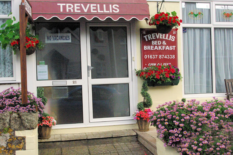 Trevellis Bed and Breakfast - Image 1 - UK Tourism Online