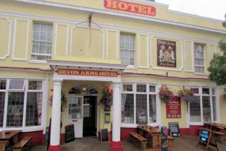 Devon Arms - Image 1 - UK Tourism Online