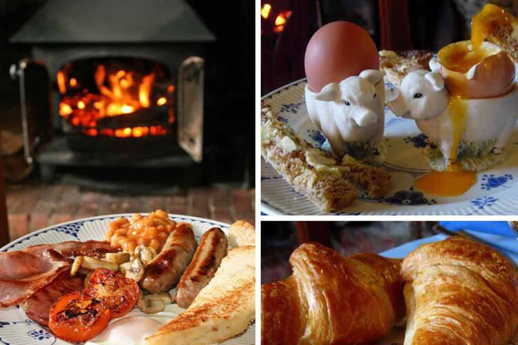 Huxtable Farm Bed and Breakfast - Image 4 - UK Tourism Online