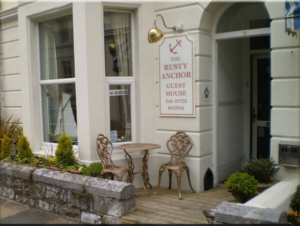 Rusty Anchor Guest House - Image 1 - UK Tourism Online