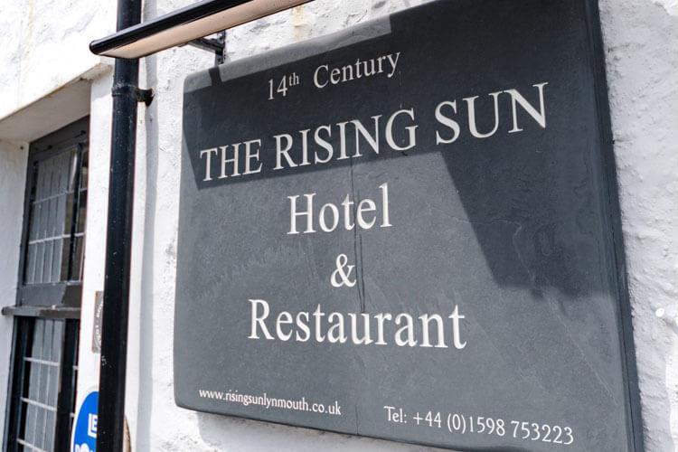 The Rising Sun - Image 1 - UK Tourism Online