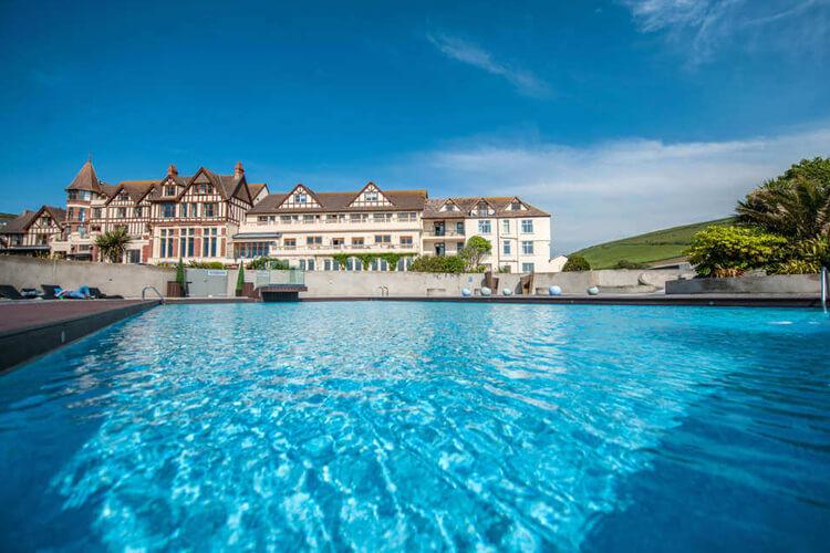 Woolacombe Bay Hotel - Image 1 - UK Tourism Online