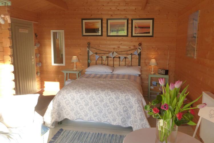 The Log Cabin - Image 1 - UK Tourism Online