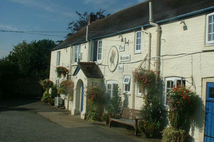 The Saxon Inn - Image 1 - UK Tourism Online