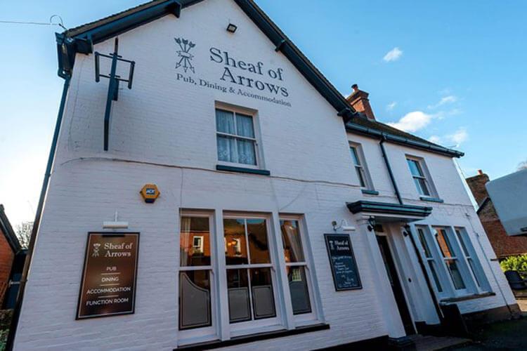 The Sheaf of Arrows - Image 1 - UK Tourism Online