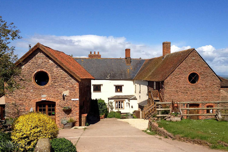 Huntstile Organic Farm Bed and Breakfast - Image 1 - UK Tourism Online