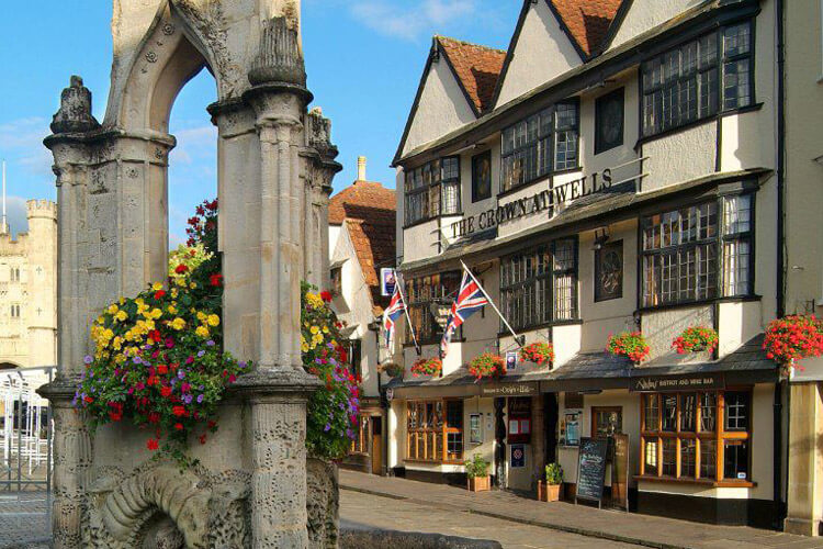 The Crown at Wells - Image 1 - UK Tourism Online