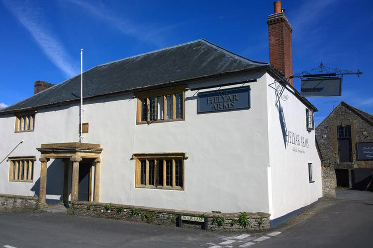 The Helyar Arms - Image 1 - UK Tourism Online