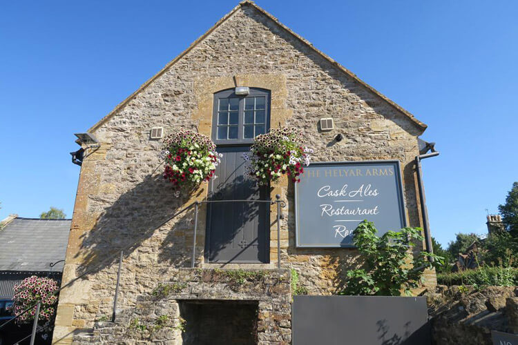 The Helyar Arms - Image 2 - UK Tourism Online