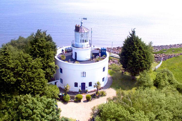 The West Usk Lighthouse - Image 1 - UK Tourism Online